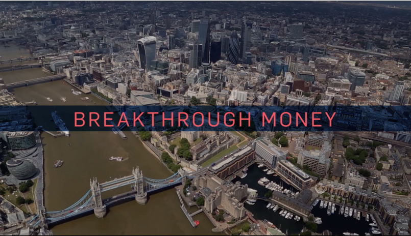 Participants, Breakthrough Money Basecamp, London: Breakthrough Money: the future of finance